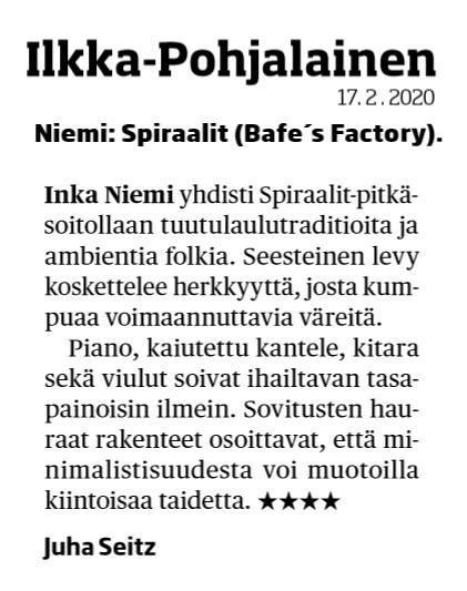 Ilkka-Pohjalainen (Finland), 17.2.2020