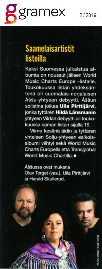 Gramexpress (Finland), 2/2019